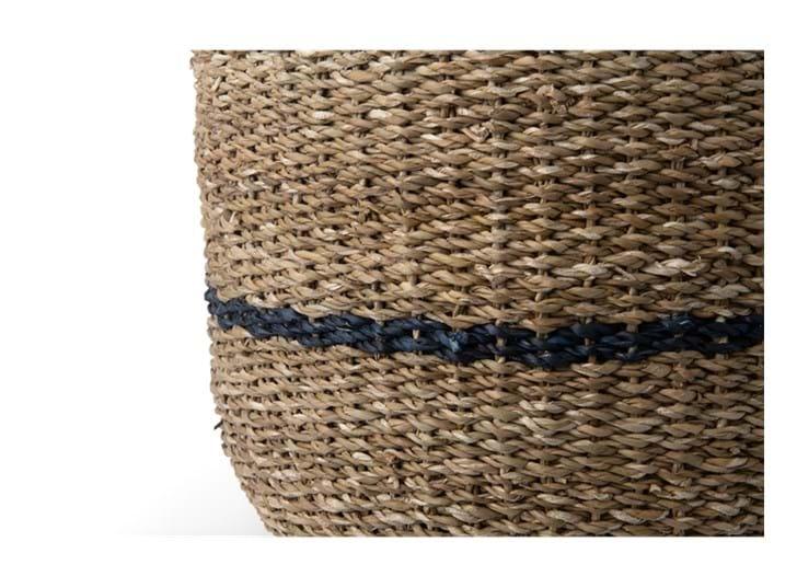 Redford log basket, large, detail