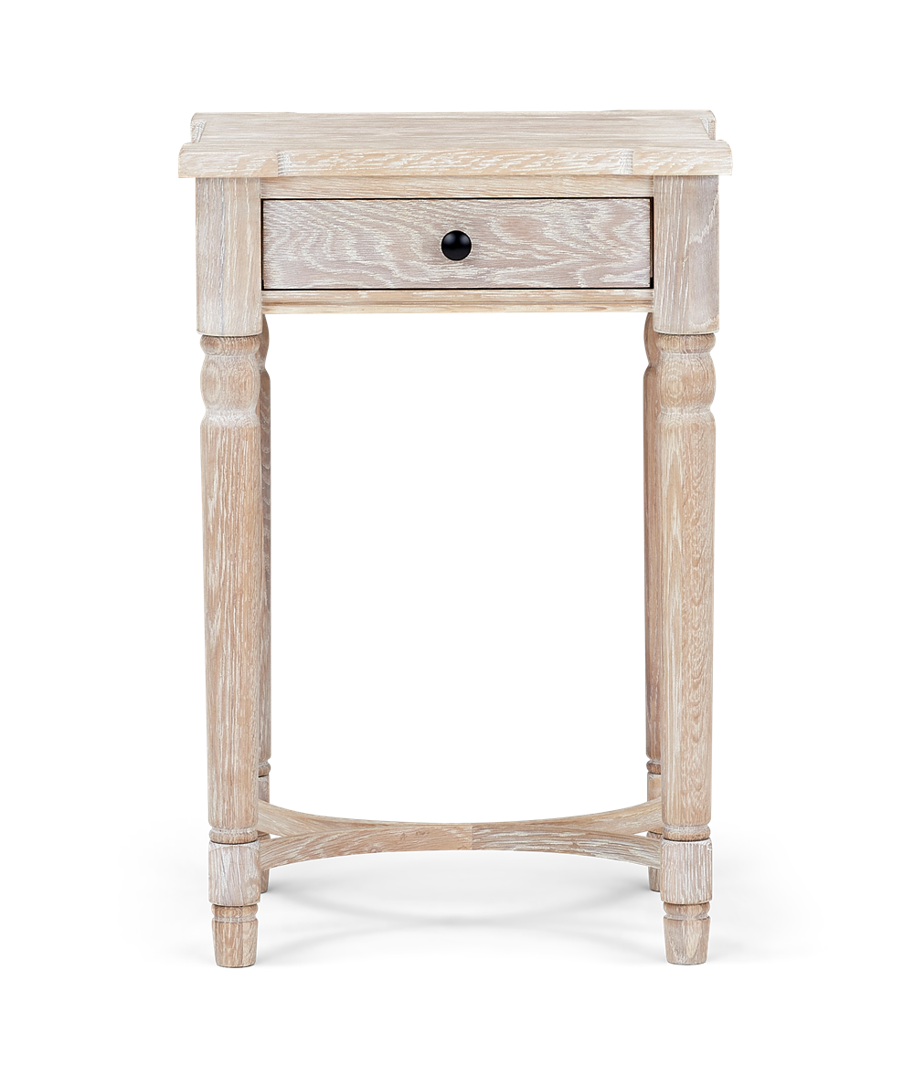 Blenheim Tall Side Table_Front