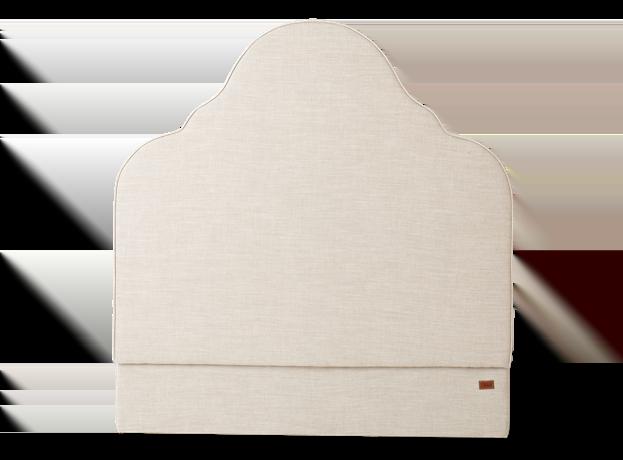 Clemmie headboard double_front