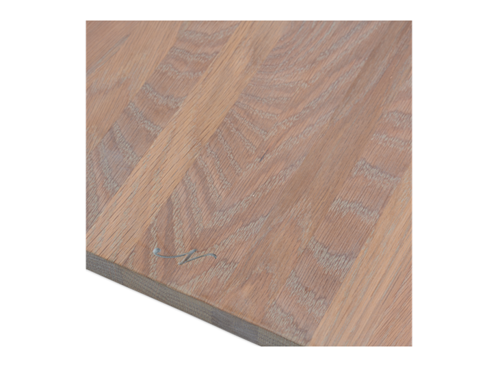 Borough Rectangular Oak Chopping Board Seasoned Oak_Detail 2