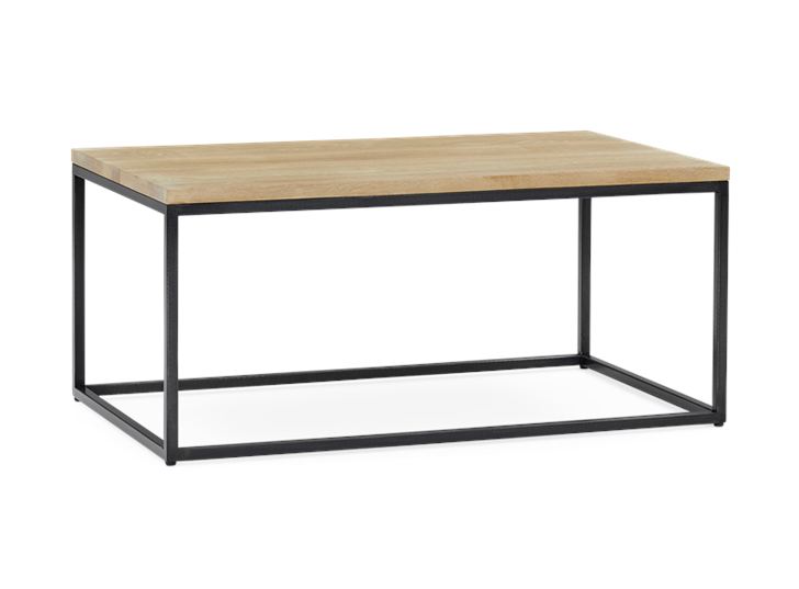 Carter Coffee Table Small_3 Quarter