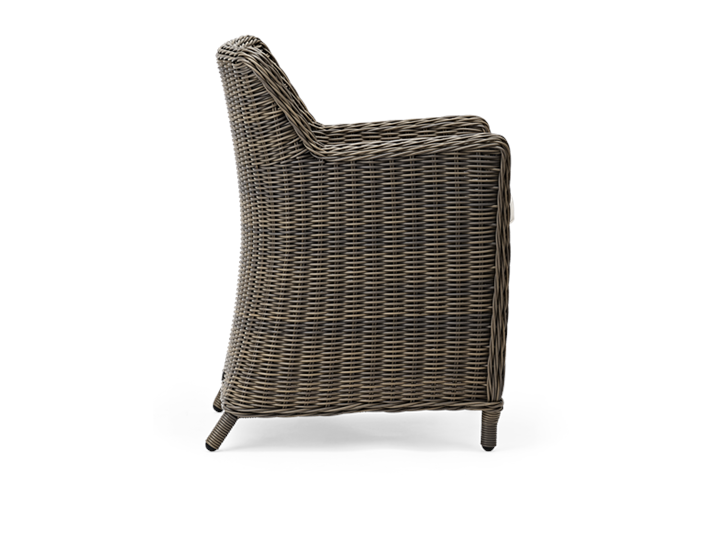 Stanway Carver Chair with Oatmeal Cushion_Garden
