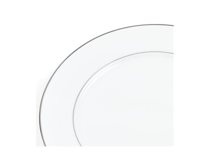 Fenton Dinner Plate Set of 6 Platinum_Detail