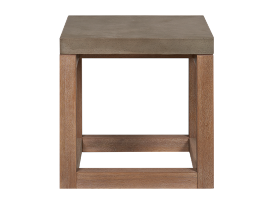 Hove Square Side Table_Front
