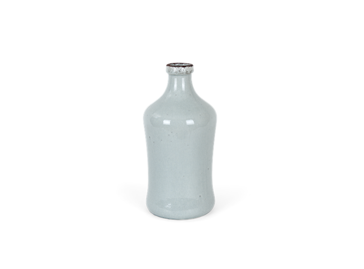 Astbury vase large flax blue_front