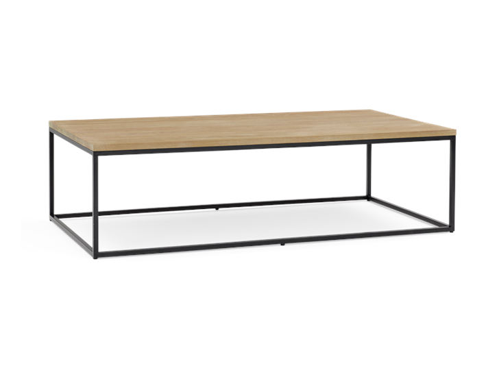 Carter Coffee Table Large_3 Quarter