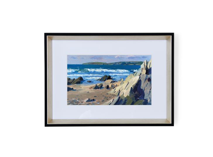 Seascape Pendower beach_front