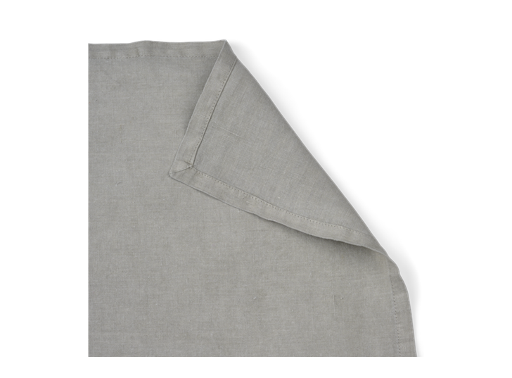 Emily Linen Napkins Set of 6 Mist_Detail