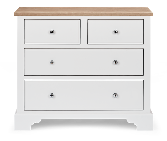 Chichester_Chest of Drawers_Shell_Front