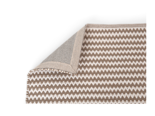 Chedworth rug 200x300 taupe_detail 2