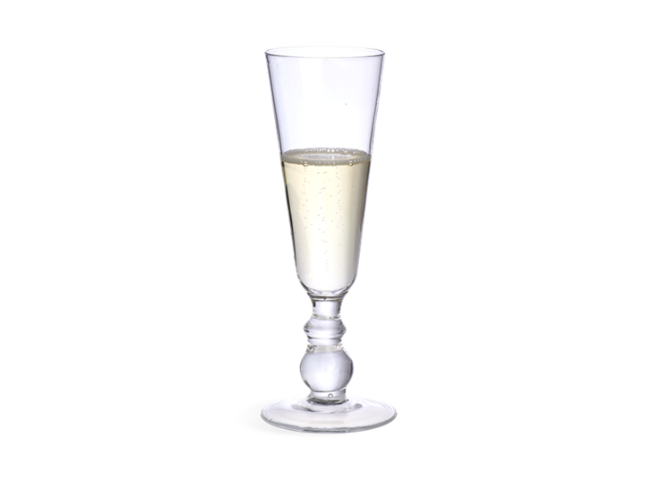 Greenwich Champagne Flutes, Set of 6 Wine