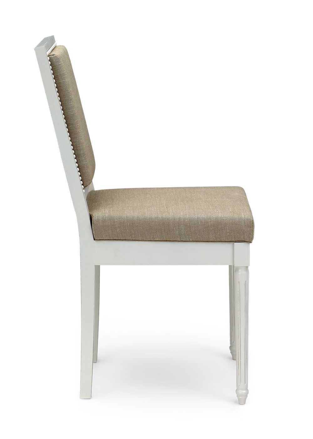 Larsson bedroom chair side