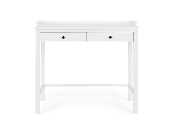 Aldwych dressing table Painted snow_front
