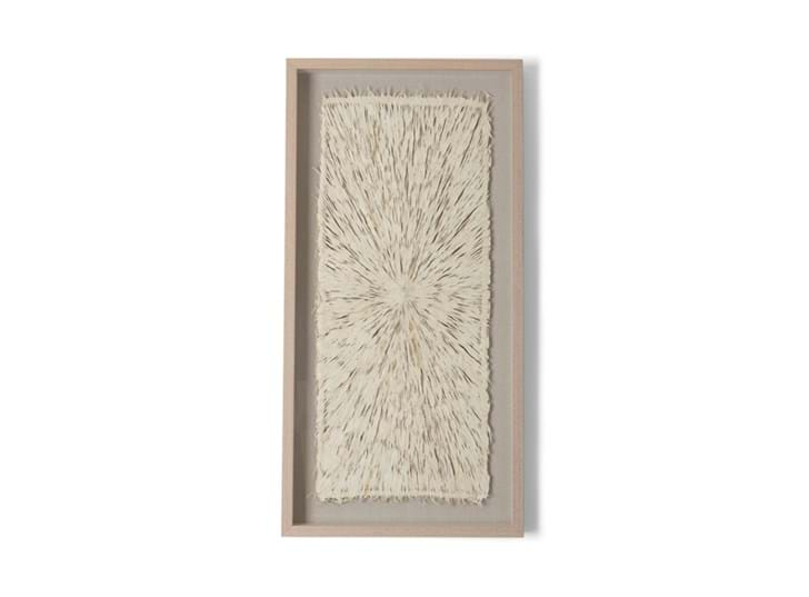 Overton paper art, rectangle, front