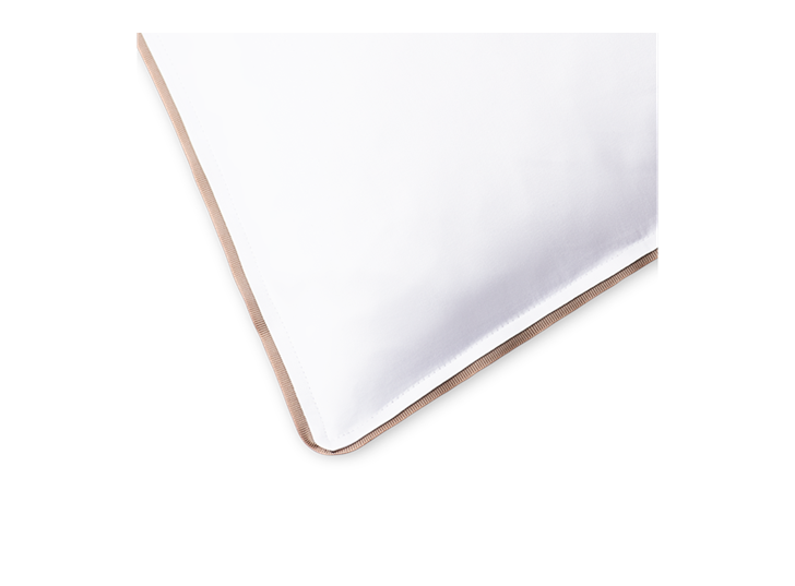 Albertine Pillowcase Peat_Trim