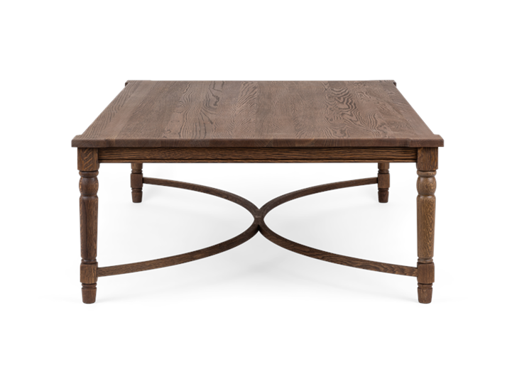 Blenhiem rectangular coffee table 140, side copy