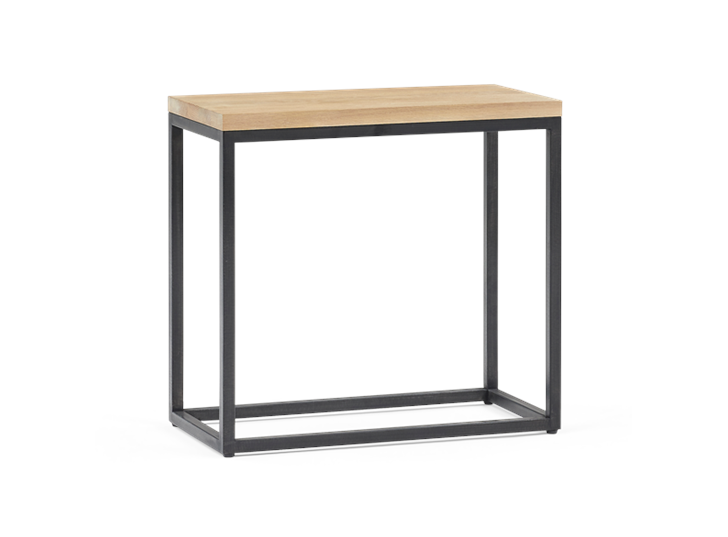 Carter Rectangular Side Table_3 Quarter
