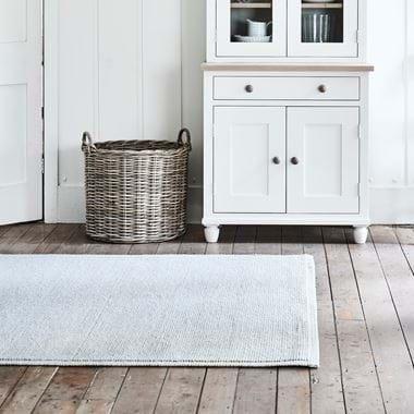 Tolsey rug and Suffolk dresser