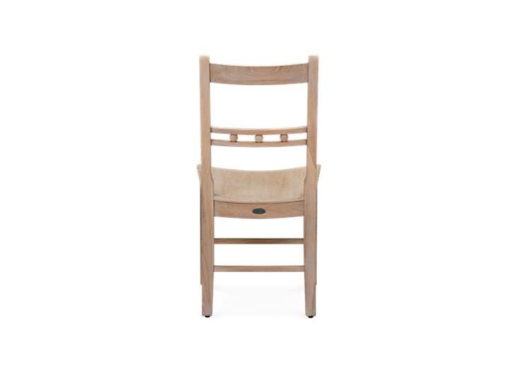 Suffolk Dining Chair_Seasoned Oak_Back copy