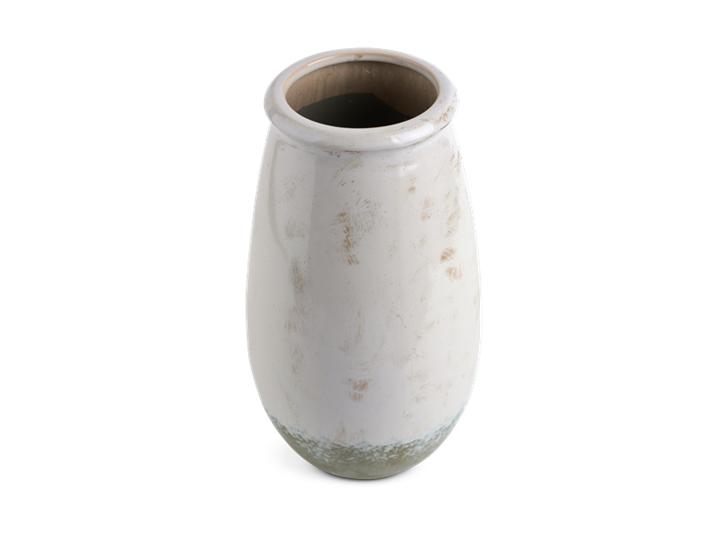 Whitton Large Vase Snow_Top