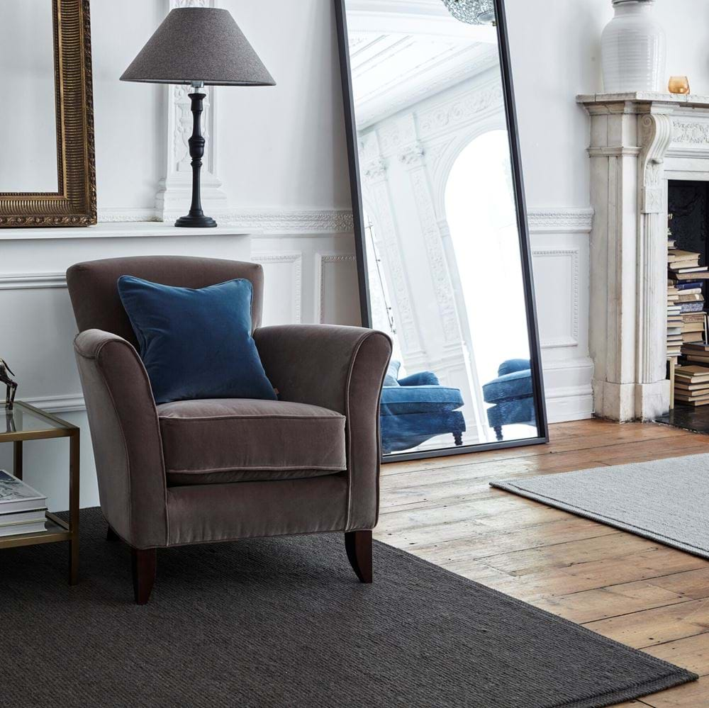 Tolsey rug with Matilda chair