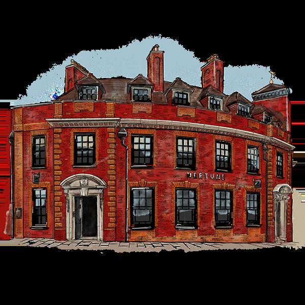 Guildford_Watercolour_Illustration_