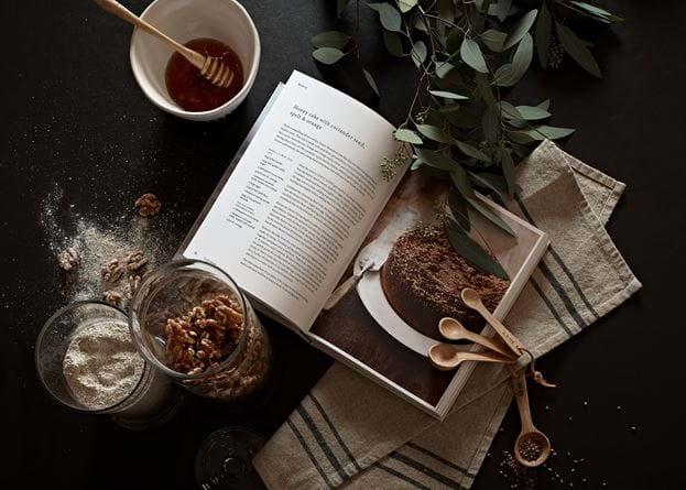 Books-recipe