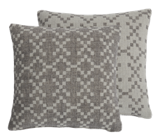 Eira Winter Scatter Cushion, Grey
