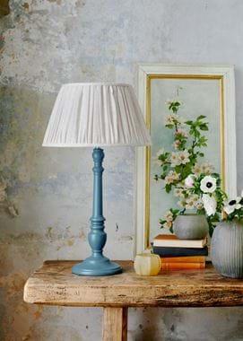 Highgate Lamp Medium_Aqua Blue 01