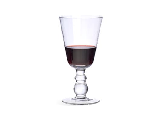 Greenwich Red Wine Glasses, set of 6 Wine