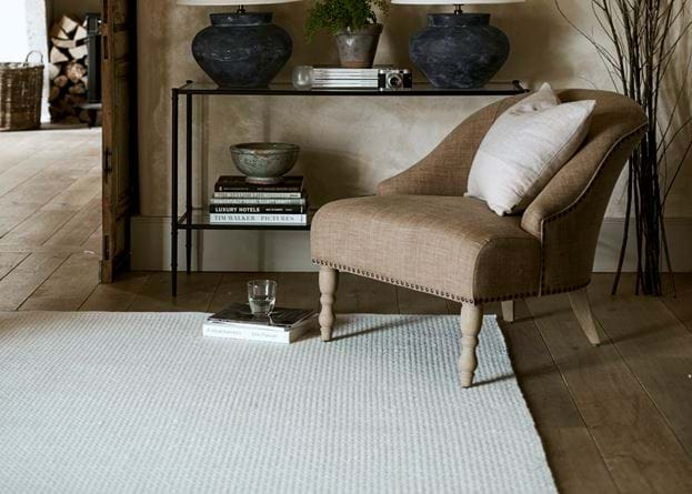 Longford off-white rug