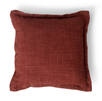 Beatrix 45x45cm Scatter Cushion, Harry Rose Hip