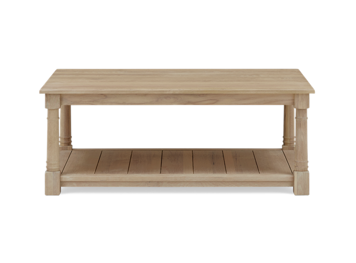 Edinburgh Small Coffee Table_Front