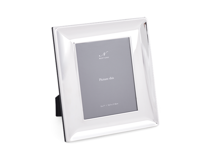 Porter 5x7 Silver Plated Photo Frame 2