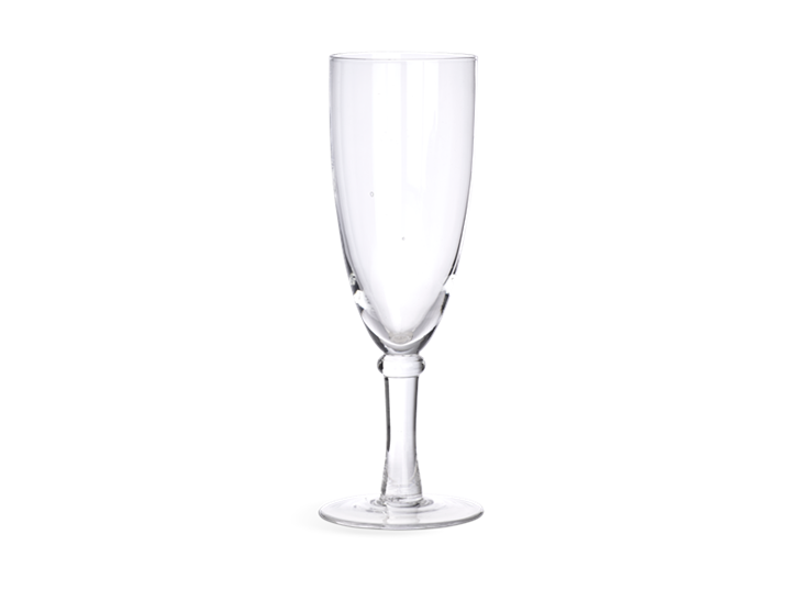 Barnes Champagne Flute Glasses - Set of 6 1