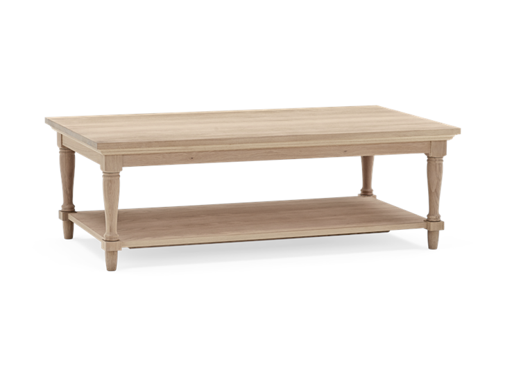 Henley Coffee Table Small_3 Quarter