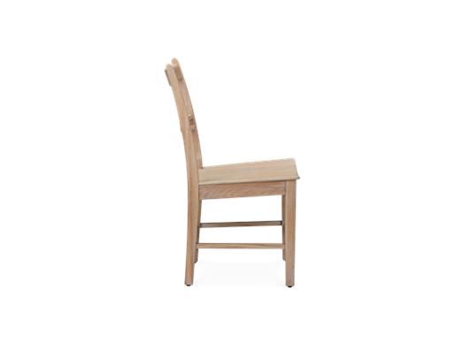 Suffolk Dining Chair_Seasoned Oak_Side copy
