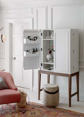 Stories 12 Ardingly Dressing table open