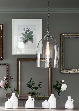Shaftesbury pendant light