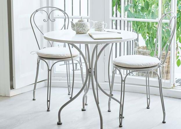 Boscombe Tea for 2 Bistro_Cobble & Marble_Garden Furniture