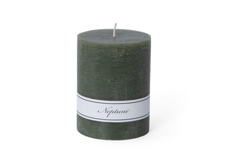 Blyton Candle Olive 7x9, front