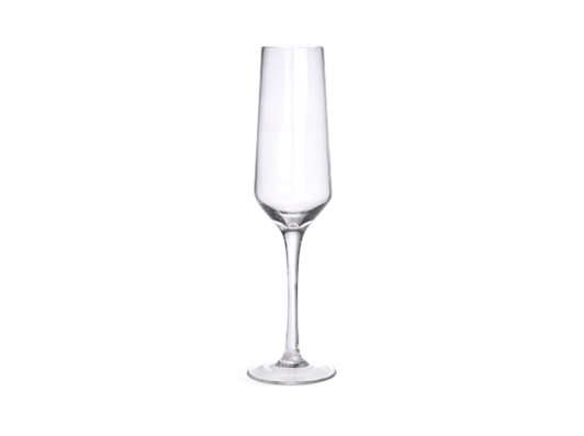 Hoxton Champagne Flutes, Set of 6 1