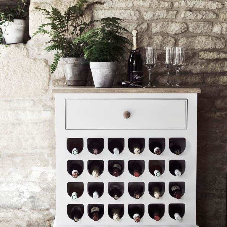 Chichester wine rack