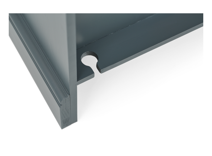 Henley 5ft AV Cabinet Base Detail 01