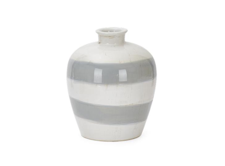 Ellingham Round Vase Fog_Front