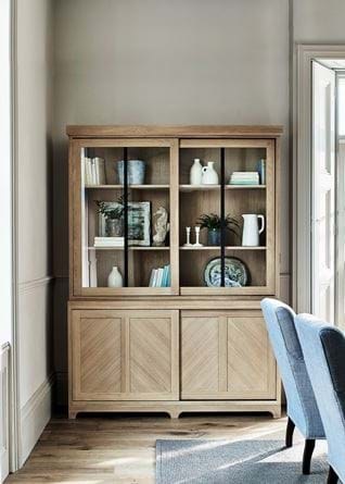 Holborn dresser neutral wall