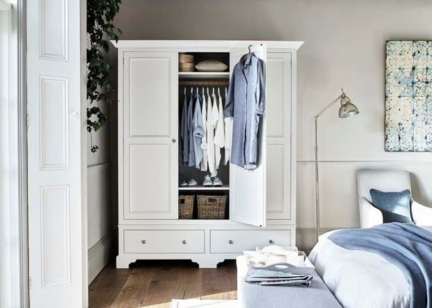 Chichester grand wardrobe