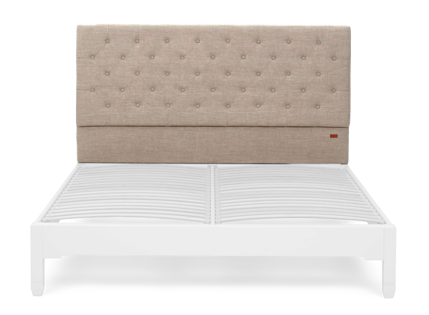 Charlotte super king Headboard Front faded