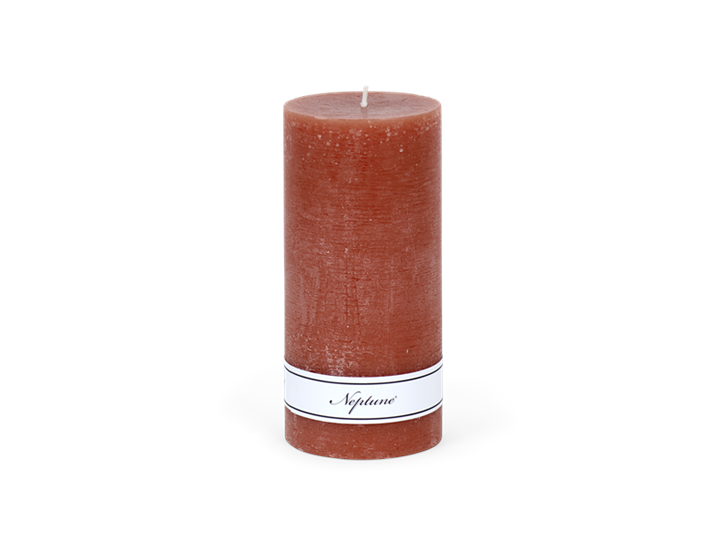 Blyton 7x15cm Pillar Candle_front