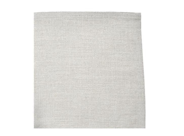 Ardel Linen Bedspread Large Natural_Detail